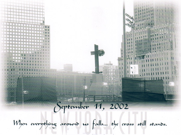 World Trade Center site Sept 11, 2012 (One year anniversary of 9/11)