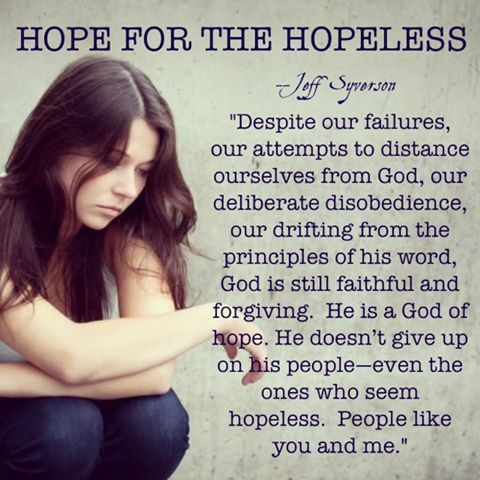hope4hopeless