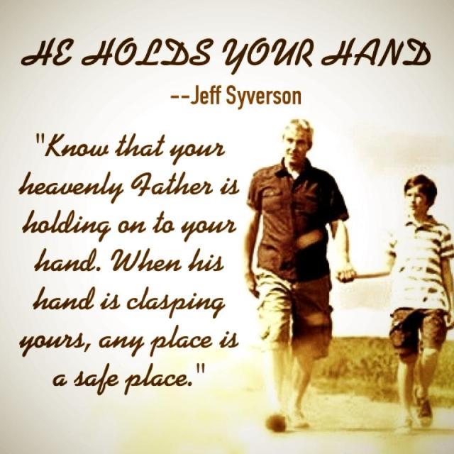holdsyourhand