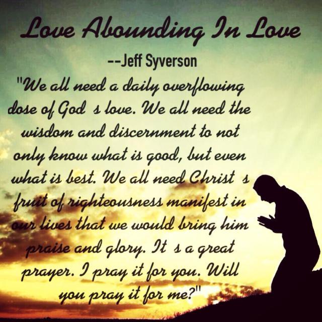 loveabounding