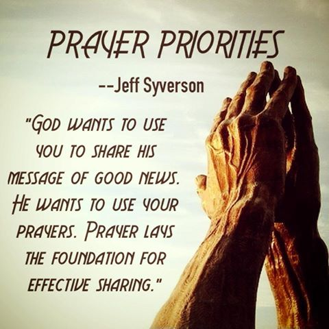 prayerpriorities
