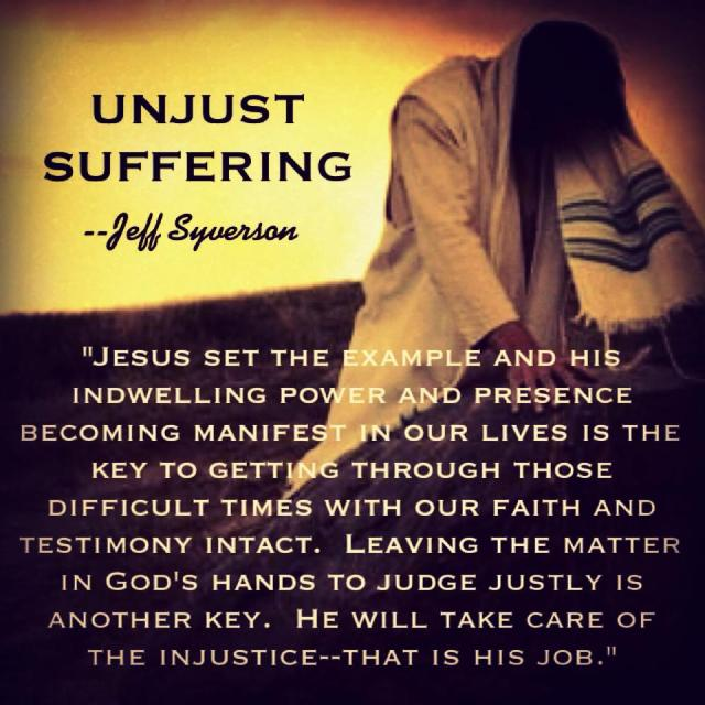 unjustsuffering