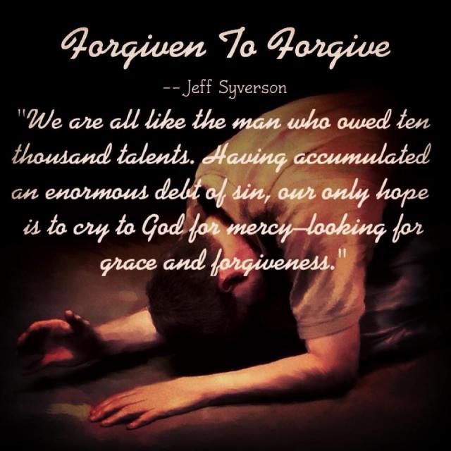 forgiventoforgive