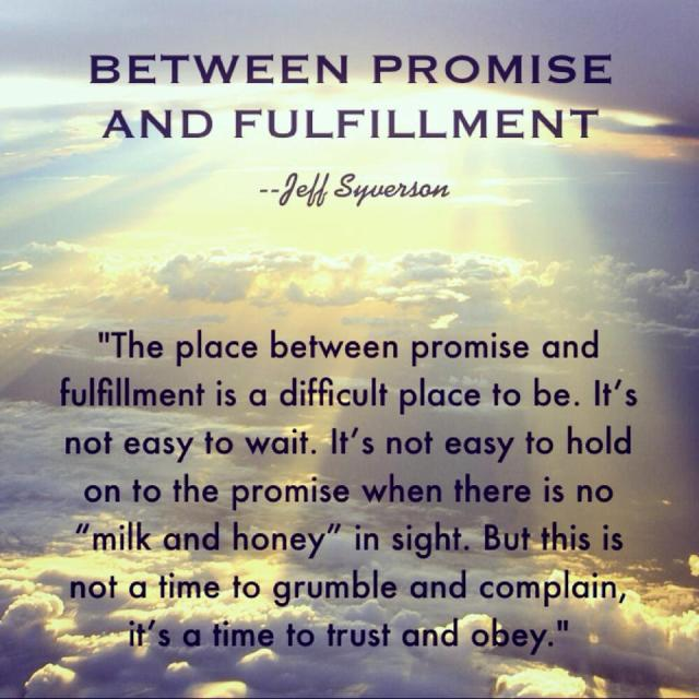 betweenpromiseandfulfillment
