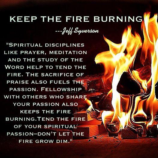 keepthefire