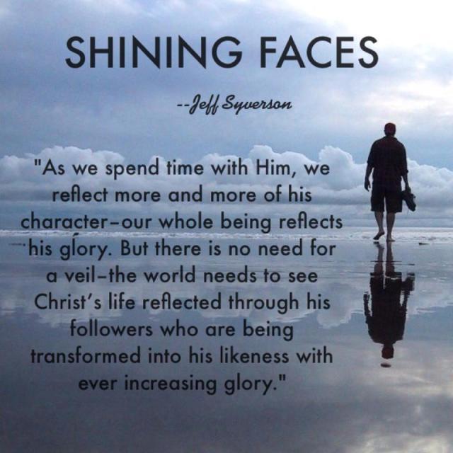 shiningfaces