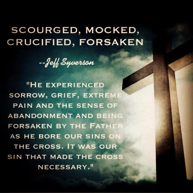 scourged