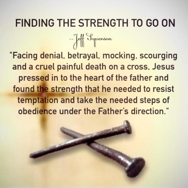 findingthestrength