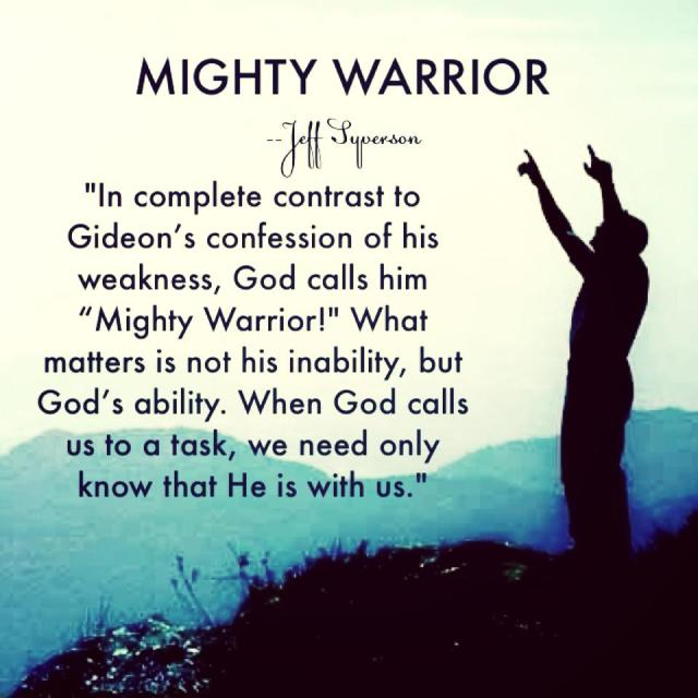 Mighty Warriors In The Bible: 301 Moved Permanently