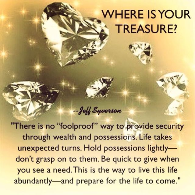 whereisyourtreasure