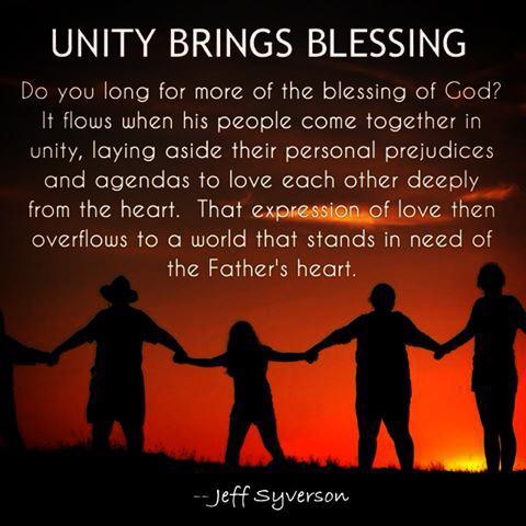 unitybringsbless