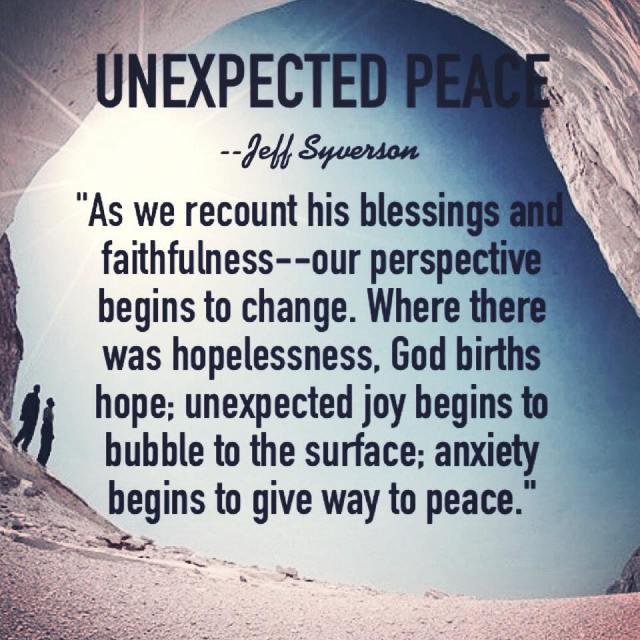unexpectedpeace3