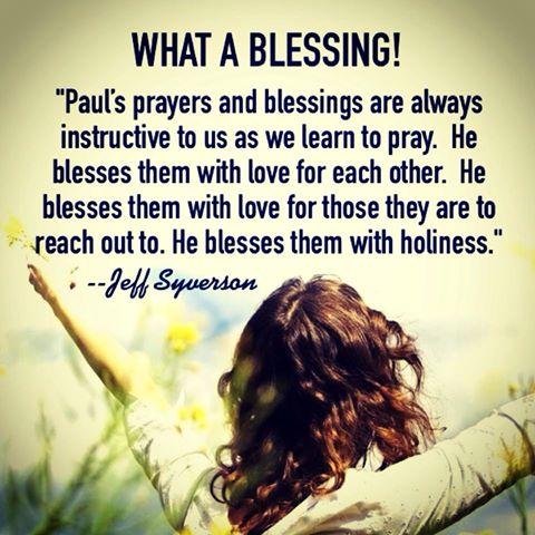 whata blessing