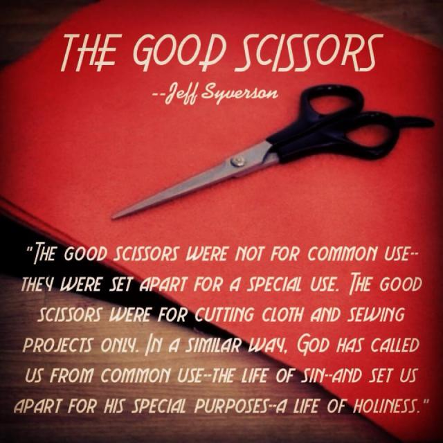 The Good Scissors